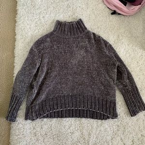 Cynthia Rowley Trutleneck loose sweater
